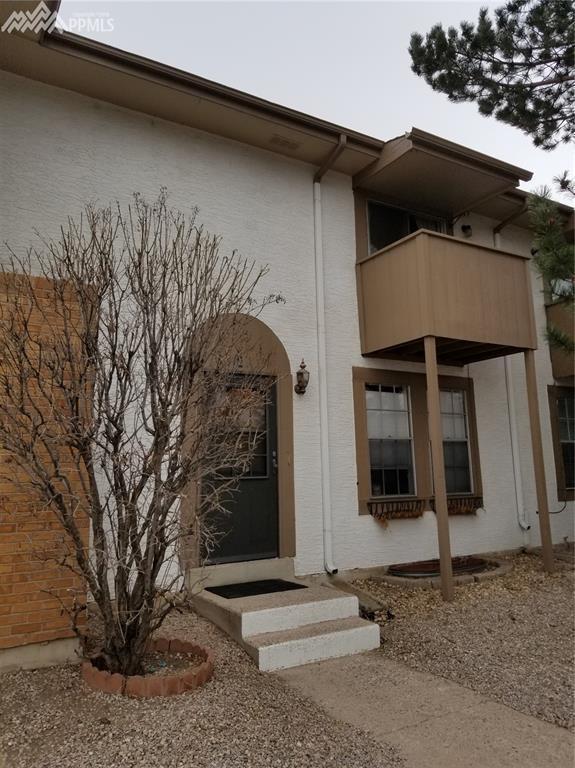 1187 Willow Bend Circle #2, Colorado Springs, CO 80918 (#6036314) :: RE/MAX Advantage