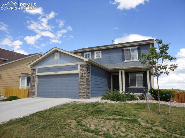 7778 Creekfront Drive, Fountain, CO 80817 (#6130730) :: Tommy Daly Home Team