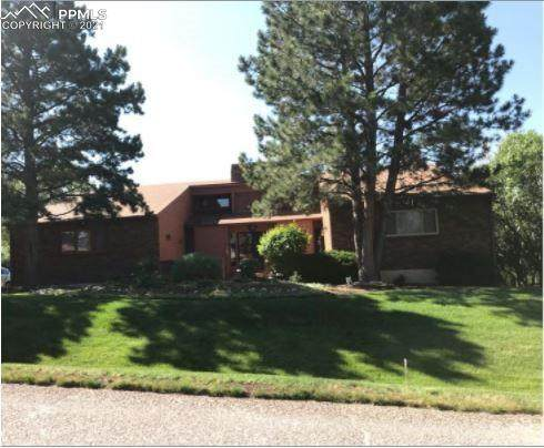 135 Rangely Drive, Colorado Springs, CO 80921 (#6149221) :: The Daniels Team