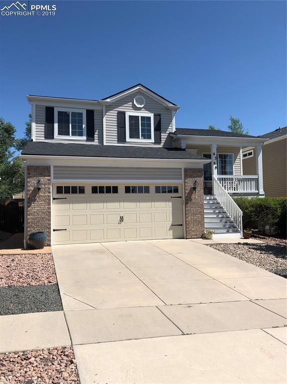 6360 Sonny Blue Drive, Colorado Springs, CO 80923 (#6174478) :: Harling Real Estate
