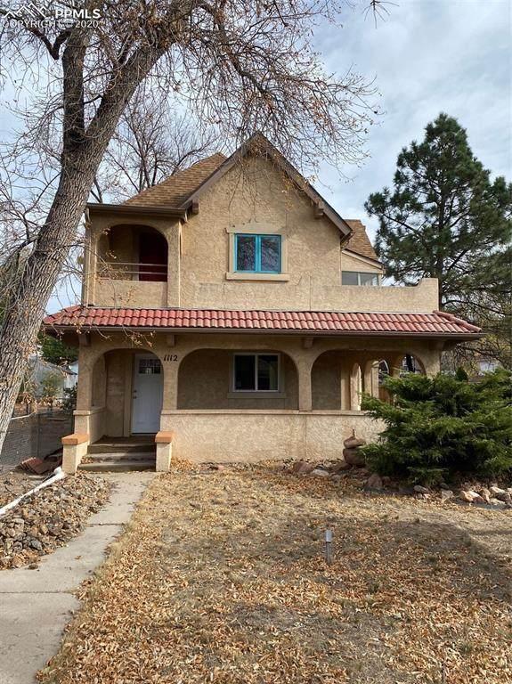 1112 W Colorado Avenue, Colorado Springs, CO 80904 (#6183646) :: The Treasure Davis Team