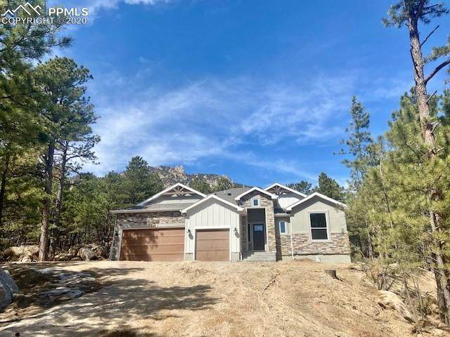 640 High Lonesome View, Colorado Springs, CO 80906 (#6190267) :: The Daniels Team