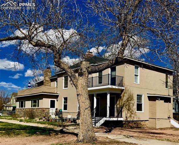 501 N Weber Street #2, Colorado Springs, CO 80903 (#6201355) :: Relevate   Denver