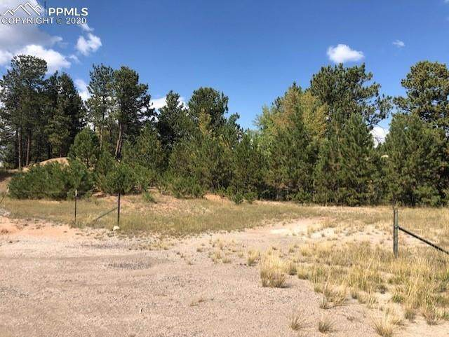 TBD W Highway 24 Highway, Divide, CO 80814 (#6323140) :: Finch & Gable Real Estate Co.