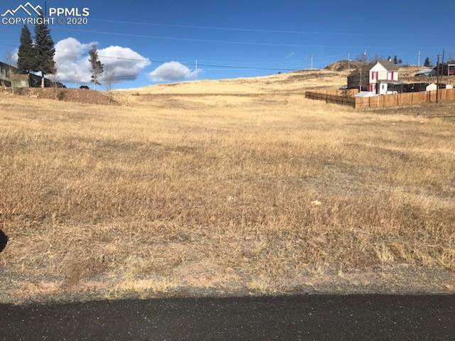 TBD W El Paso Avenue, Cripple Creek, CO 80813 (#6341375) :: Finch & Gable Real Estate Co.