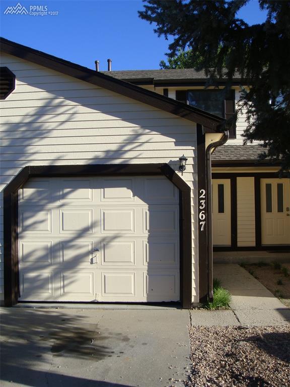 2367 Lexington Village Lane, Colorado Springs, CO 80916 (#6343717) :: 8z Real Estate
