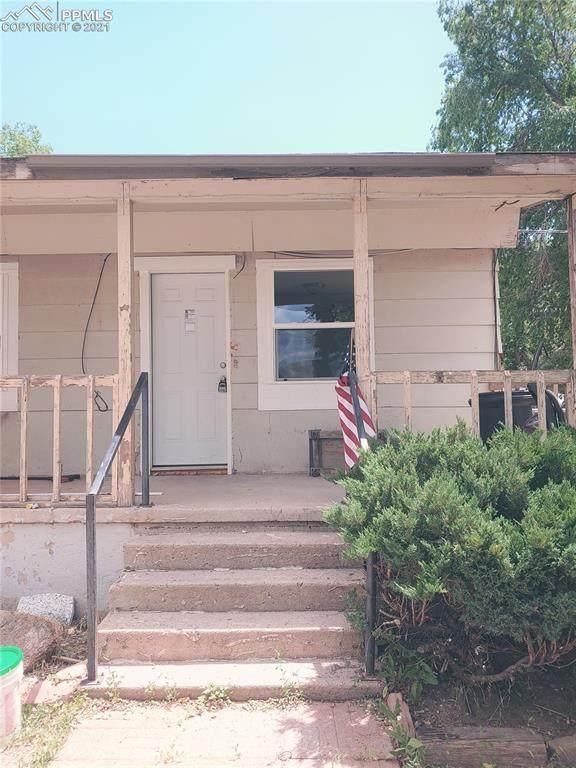 37 Sunflower Road #37, Colorado Springs, CO 80907 (#6354095) :: Colorado Home Finder Realty