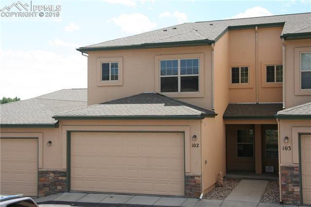 211 Eagle Summit Point #102, Colorado Springs, CO 80919 (#6370779) :: The Daniels Team