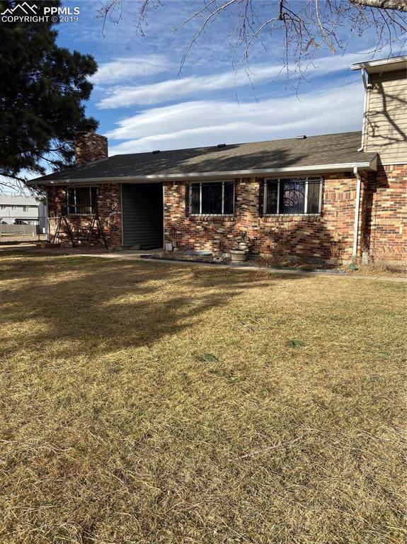 1296 Cree Drive, Colorado Springs, CO 80915 (#6375945) :: The Kibler Group