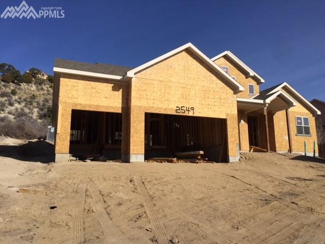 2549 Stoneridge Drive, Colorado Springs, CO 80919 (#6423495) :: 8z Real Estate