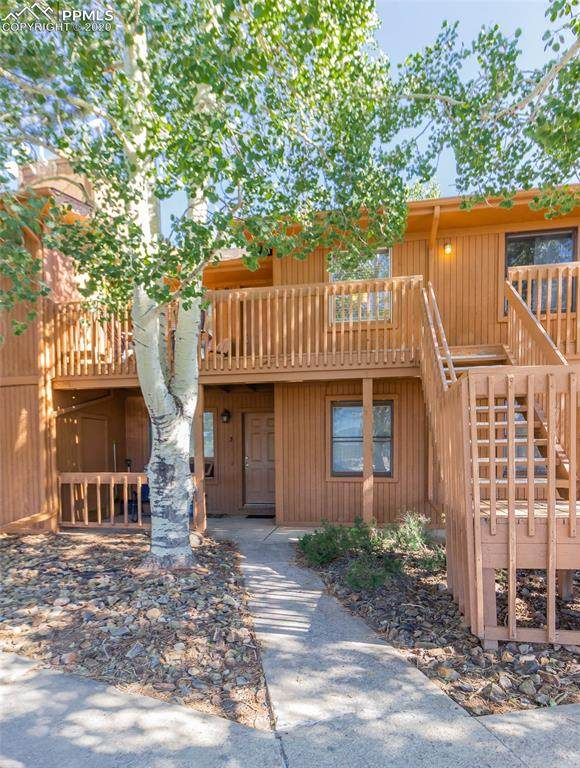 401 Forest Edge Road B4, Woodland Park, CO 80863 (#6476735) :: Action Team Realty