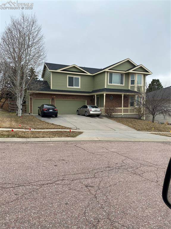 2735 Stone Creek Road, Colorado Springs, CO 80908 (#6479606) :: The Kibler Group