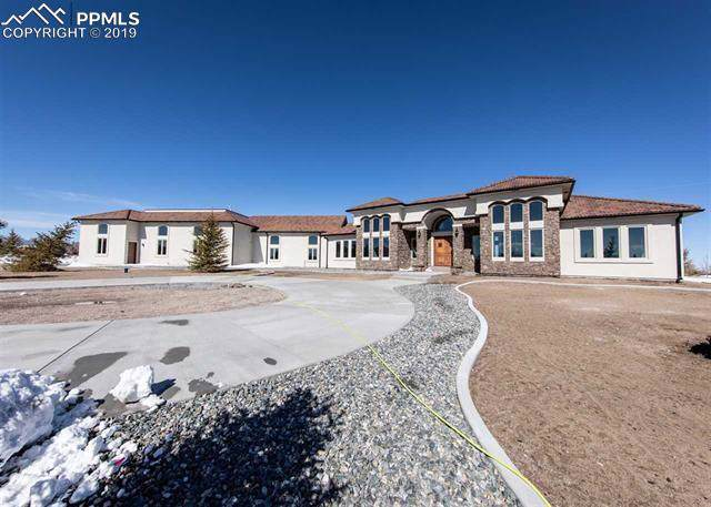 8313 Airpark Heights, Peyton, CO 80831 (#6509734) :: The Daniels Team