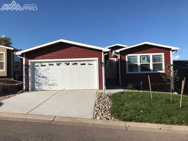 4432 Gray Fox Heights, Colorado Springs, CO 80922 (#6561180) :: Jason Daniels & Associates at RE/MAX Millennium