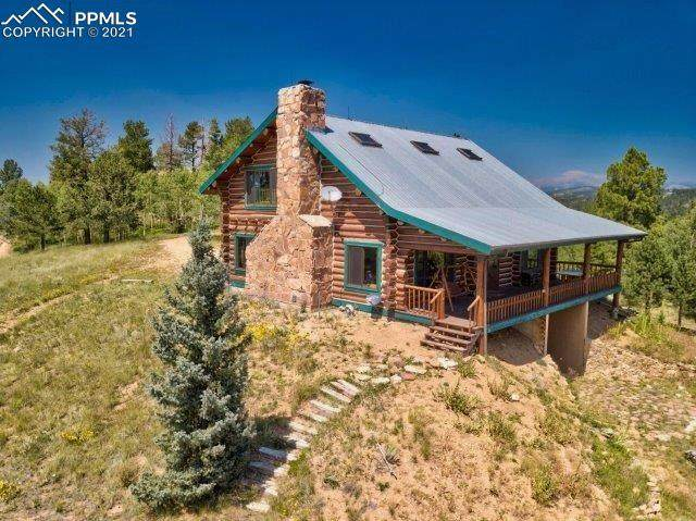 501 County Road 863 Road, Victor, CO 80860 (#6574540) :: 8z Real Estate