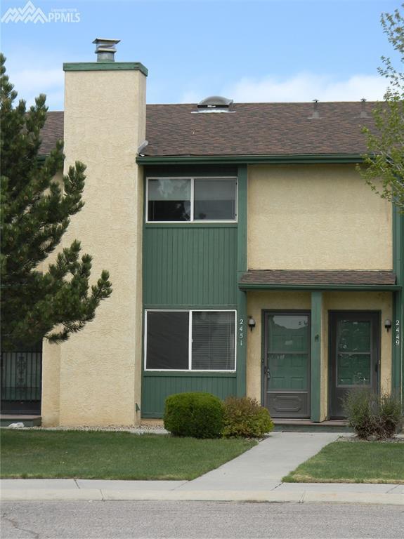 2451 Cherokee Park Place, Colorado Springs, CO 80915 (#6583799) :: 8z Real Estate