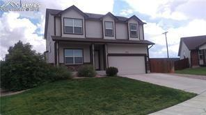 7311 Willowdale Drive, Fountain, CO 80817 (#6617880) :: The Daniels Team