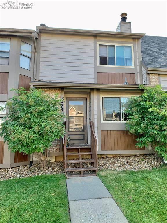 5507 Dunbar Court, Colorado Springs, CO 80918 (#6645580) :: Venterra Real Estate LLC