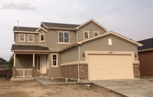 17661 Leisure Lake Drive, Monument, CO 80132 (#6678086) :: The Hunstiger Team