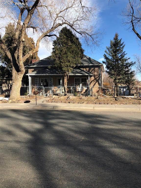 1107 S 25th Street, Colorado Springs, CO 80904 (#6679084) :: The Kibler Group