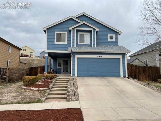 4814 Sweetgrass Lane, Colorado Springs, CO 80922 (#6690842) :: Tommy Daly Home Team
