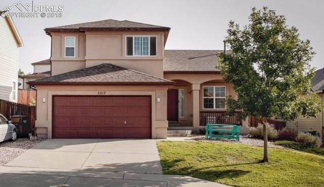 5217 Ferrari Drive, Colorado Springs, CO 80922 (#6749826) :: The Hunstiger Team