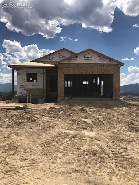 10858 Rolling Cloud Drive, Colorado Springs, CO 80908 (#6814862) :: RE/MAX Advantage