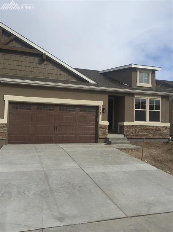 11227 Cold Creek View, Colorado Springs, CO 80921 (#6833653) :: The Treasure Davis Team