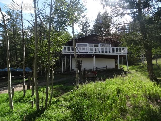 92 Cherokee Path, Lake George, CO 80827 (#6881940) :: 8z Real Estate