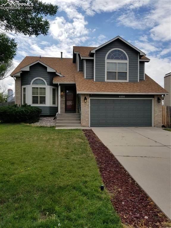 4890 Ramblewood Drive, Colorado Springs, CO 80920 (#6918267) :: The Kibler Group