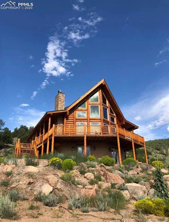 807 Lakeview Forest Heights, Florissant, CO 80816 (#6921941) :: CC Signature Group