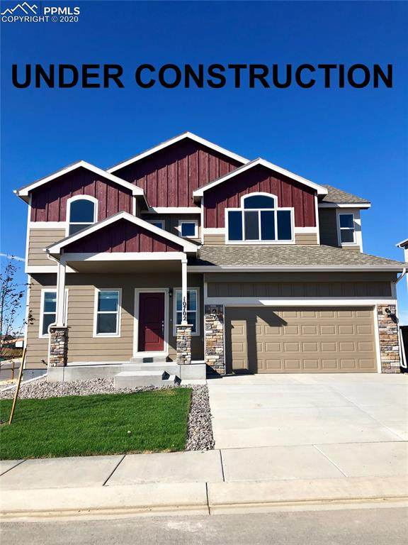 4960 Olympus Drive, Colorado Springs, CO 80924 (#6936502) :: Action Team Realty
