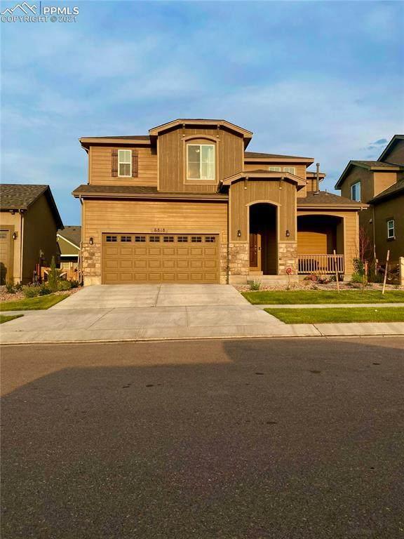 6818 Sedgerock Lane, Colorado Springs, CO 80927 (#6947674) :: Fisk Team, RE/MAX Properties, Inc.
