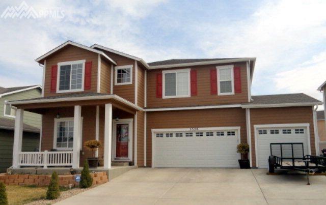 5328 Blue Spruce Drive, Pueblo, CO 81005 (#6995042) :: Colorado Home Finder Realty