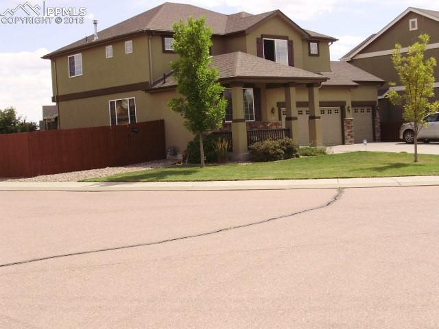9822 Beryl Drive, Peyton, CO 80831 (#7013668) :: The Peak Properties Group