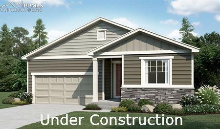 12836 Stone Valley Drive, Peyton, CO 80831 (#7029509) :: The Kibler Group