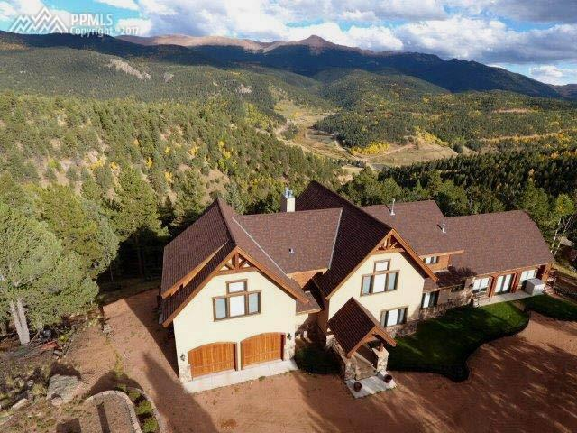 199 Running Elk Point, Divide, CO 80814 (#7049764) :: Jason Daniels & Associates at RE/MAX Millennium