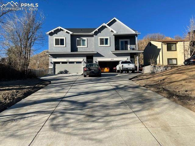 2826-2828 Straus Lane, Colorado Springs, CO 80907 (#7112368) :: The Gold Medal Team with RE/MAX Properties, Inc