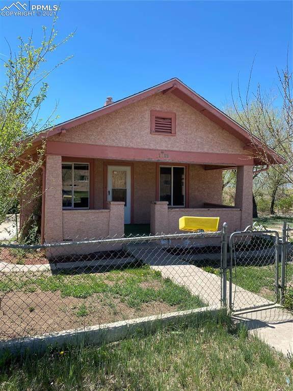 1712 W 21st Street, Pueblo, CO 81003 (#7138965) :: CC Signature Group