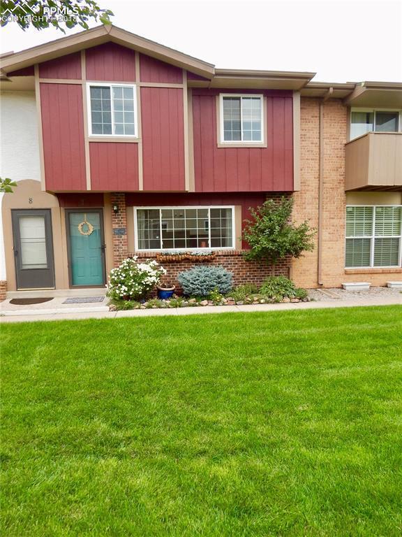 1219 Willow Bend Circle B, Colorado Springs, CO 80918 (#7181756) :: 8z Real Estate
