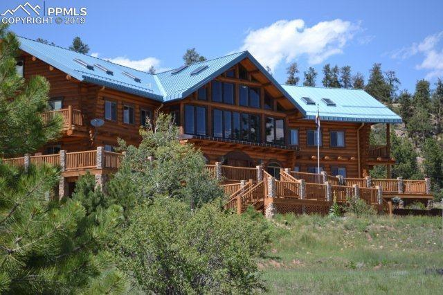322 Heavens Heights, Florissant, CO 80816 (#7240802) :: 8z Real Estate