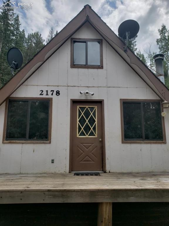 2178 Anges Drive, Cripple Creek, CO 80813 (#7304401) :: The Peak Properties Group