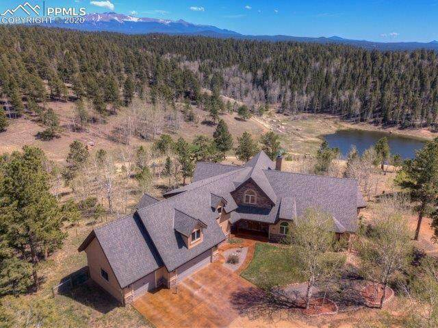 2100 County Road 512 Road, Divide, CO 80814 (#7316007) :: Finch & Gable Real Estate Co.