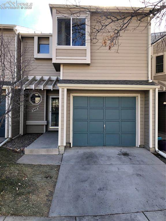 3483 Atlantic Drive, Colorado Springs, CO 80910 (#7350082) :: The Kibler Group