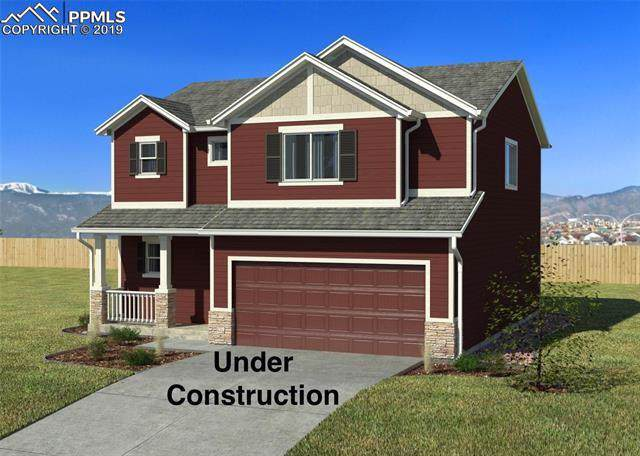 7747 Benecia Drive, Fountain, CO 80817 (#7417543) :: Tommy Daly Home Team