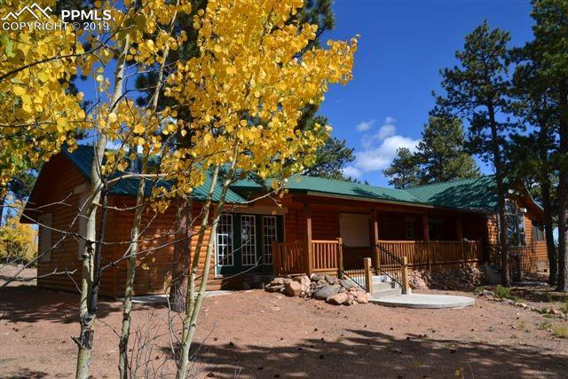 651 Linger Road, Guffey, CO 80820 (#7421549) :: Action Team Realty