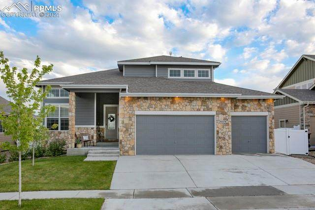 989 Mt Andrew Drive, Severance, CO 80550 (#7446680) :: Fisk Team, eXp Realty