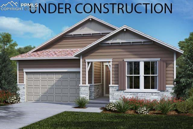 4180 Forever Circle, Castle Rock, CO 80109 (#7474910) :: Harling Real Estate