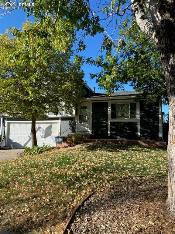 870 Badger Drive, Colorado Springs, CO 80916 (#7501263) :: The Treasure Davis Team