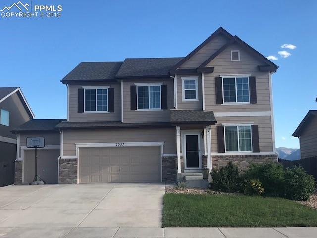 2057 Wagon Gap Trail, Monument, CO 80132 (#7505031) :: The Kibler Group